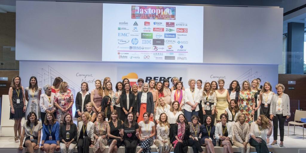 Foto TOP 100 Mujeres Líderes España