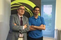 Tito Navarro, Rubén Dominguez, Fundación Dédalo, Tudela