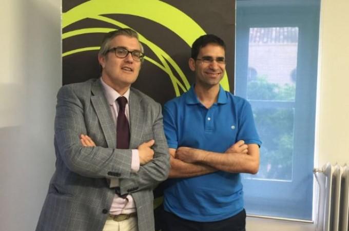 Acuerdo de colaboración entre Fundación Dédalo y Navarra Capital
