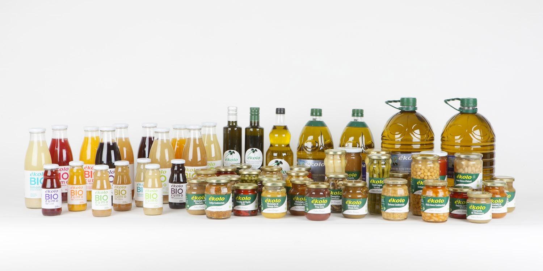 Gama de Productos Ékolo