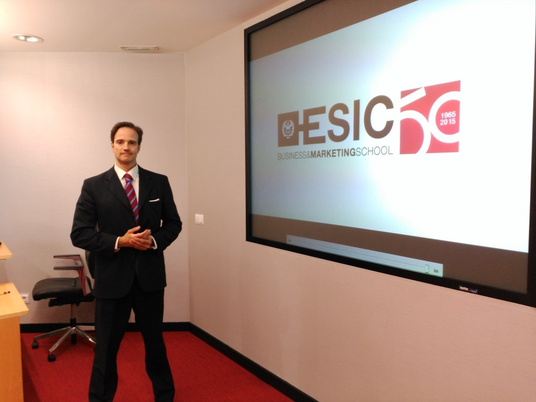 Gerardo Mochales ESIC