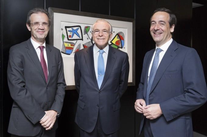 Jordi Gual, nuevo presidente de Caixabank