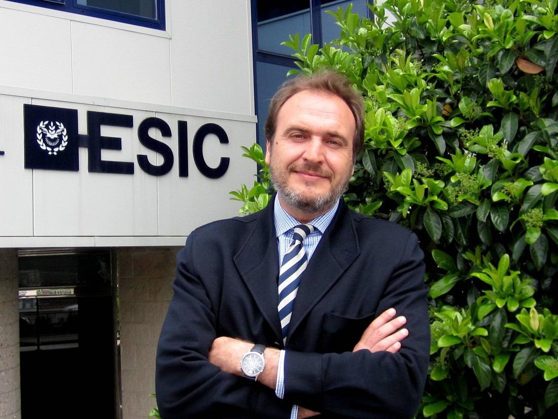 José Luis Casado, ESIC