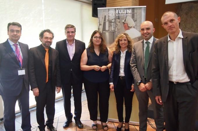 Eulen Alimentaria se cita en Tudela con el sector agroalimentario de Navarra y La Rioja