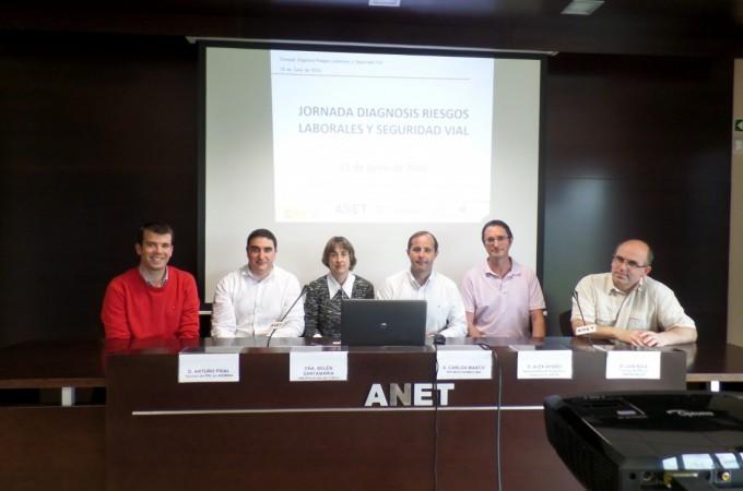 Desarrollada en Navarra una herramienta de Seguridad Vial Laboral