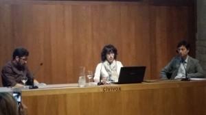 Silvia García, de PRODEIN