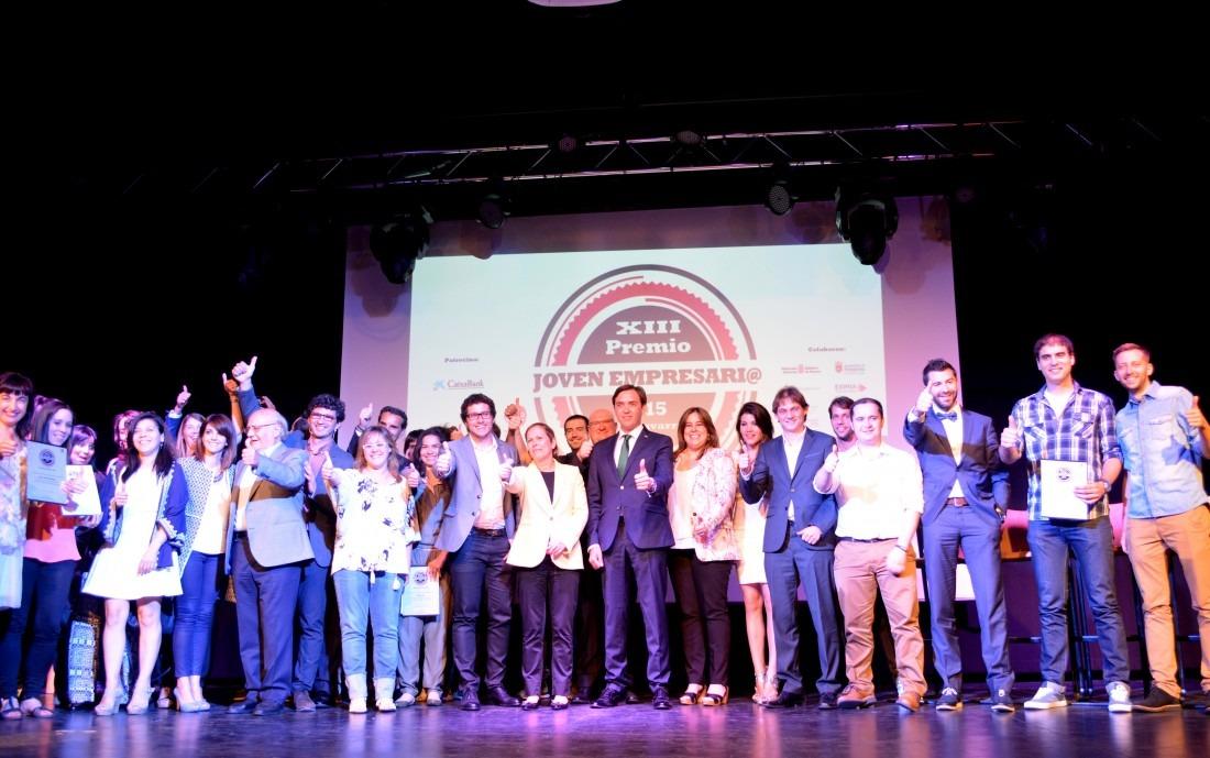Premio AJE Joven Empresario 2015