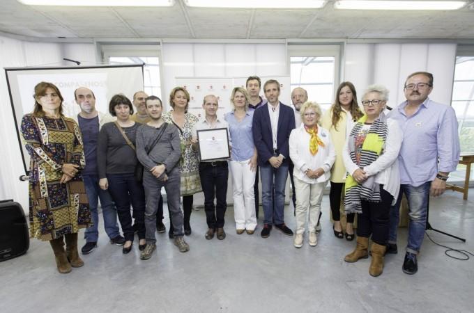"""""""Jardines Comestibles"""", premio a la Innovación de la Academia Navarra de la Gastronomía"""