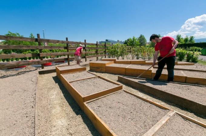 Los 'Jardines Comestibles' de Biochef, 1er Premio a la Innovación de la Academia Navarra de la Gastronomía
