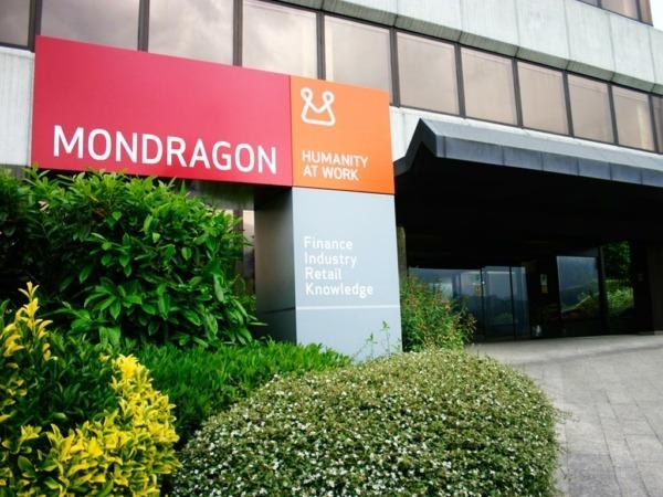 Imagen de la sede de la Corporación Mondragon.