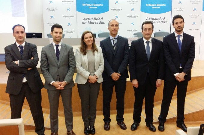 Caixabank prevé que la economía española crezca un 2,8% anual
