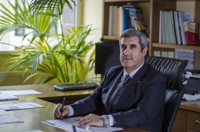 Miguel Iriberri, Ingeniero Industrial del Año