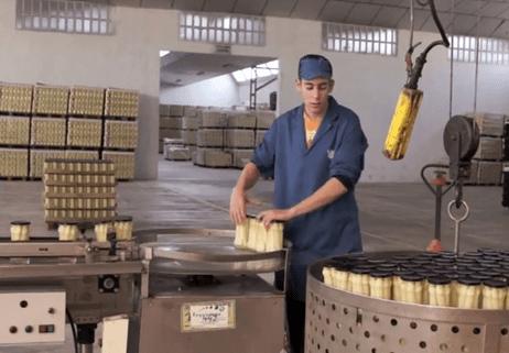 La industria manufacturera acoge a la mayoría de los afiliados extranjeros a la SS en Navarra (archivo)
