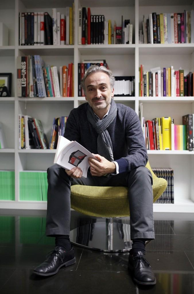 Javier Errea, diseñador gráfico