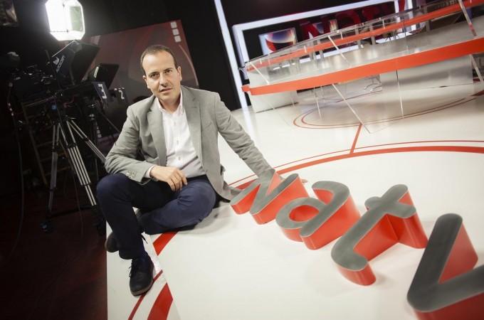 NavarraTV apuesta por la información inmediata y por Internet