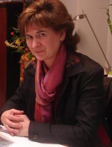 Rosalia Echeverria, presidenta AFAMMER Navarra