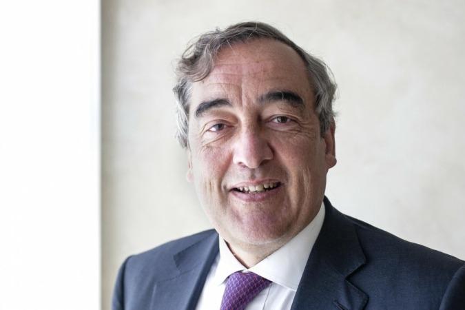 Juan Rosell CEOE Pamplona