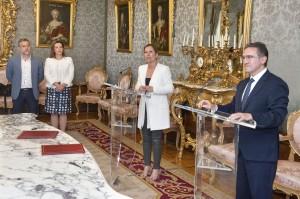 Acuerdo Obra Social La Caixa y Navarra. 2016