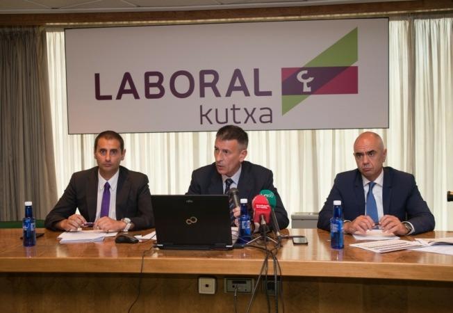 Laboral Kutxa. Julio 2016