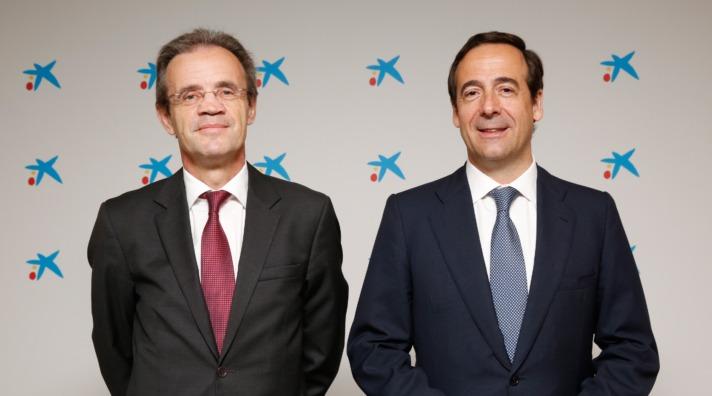 Caixabank Jordi Gual Gonzalo Gortázar Resultados Junio 2016