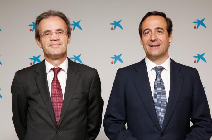 Caixabank gana hasta junio 638 millones de euros