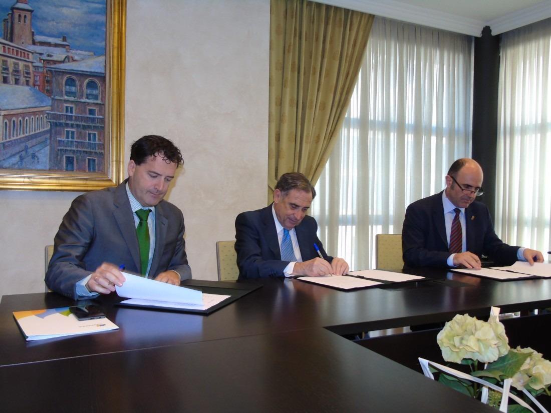 Acuerdo Iberdrola, CEN, Gobierno de Navarra. Suministros Eléctricos