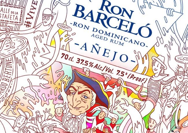 Ron Barceló San Fermín 2016