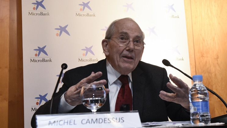 Michel Camdessus Microbank