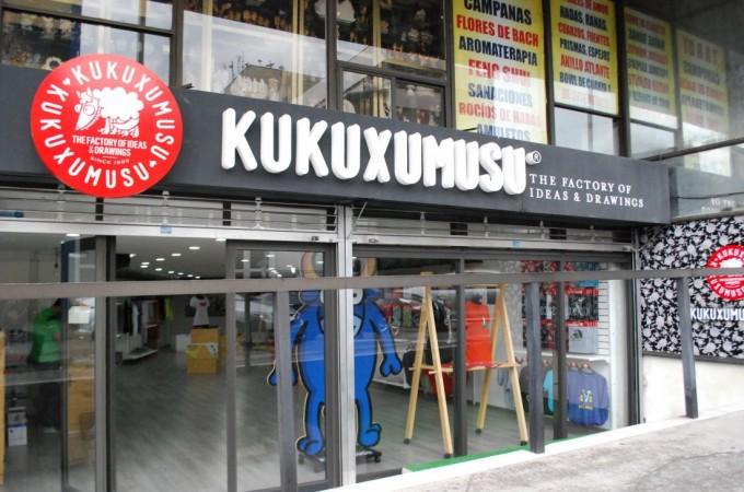 Kukuxumusu inaugura su primera tienda en México