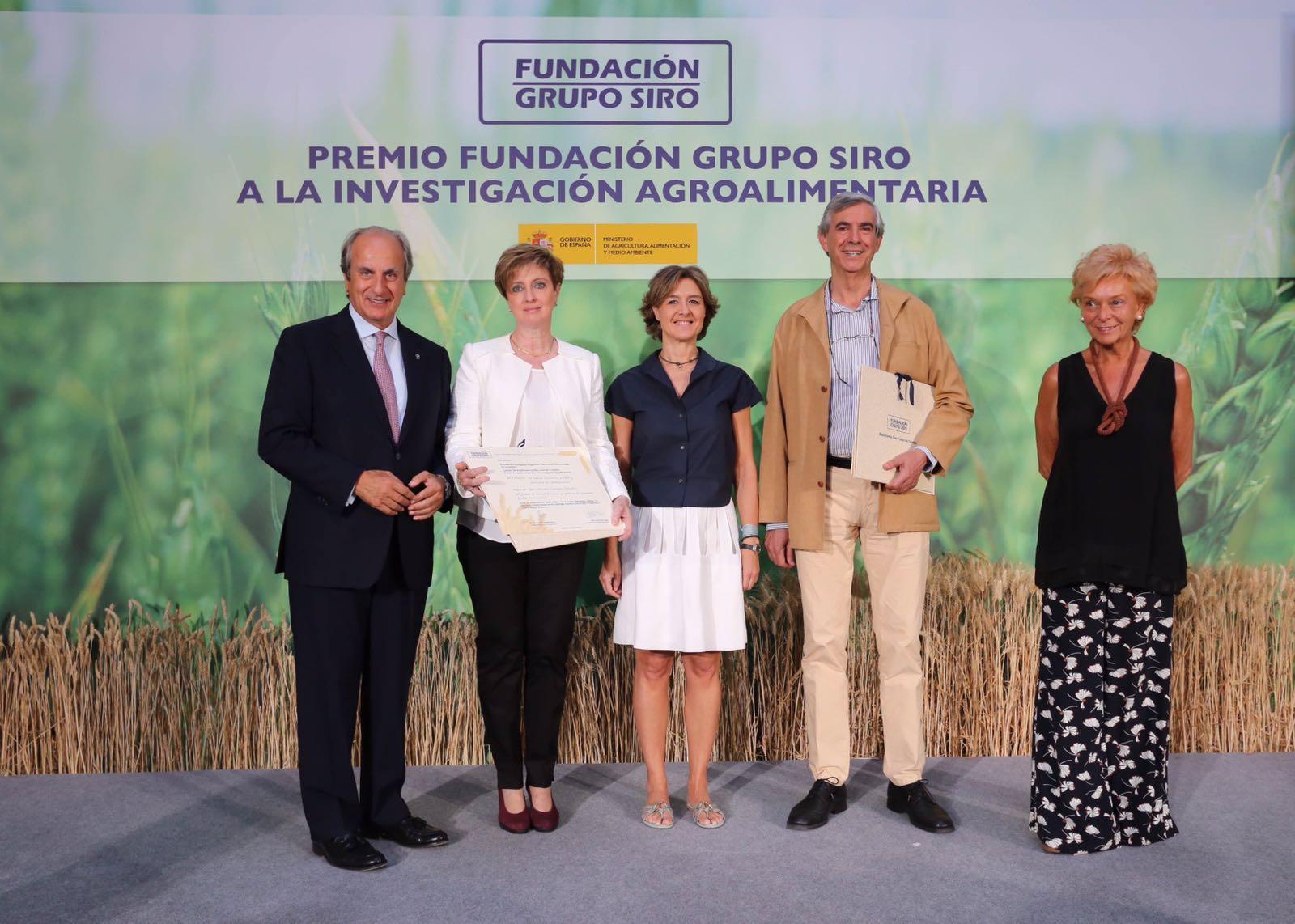 INTIA Premio Fundación Grupo Siro