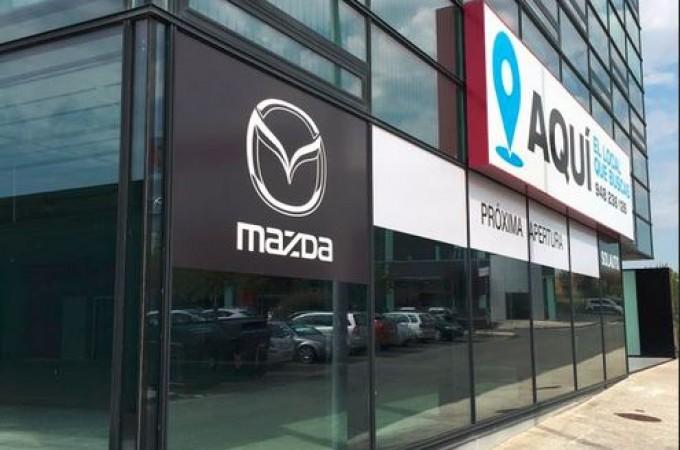 Grupo Unsain añade 'Mazda' a su red de concesionarios