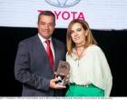 """Toyota reconocida como """"Marca Mejor Valorada por sus Clientes"""""""