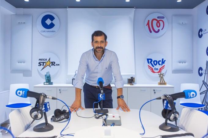 """Julio Carballal: """"La radio tiene futuro aunque deberemos reinventarnos tecnológicamente"""""""