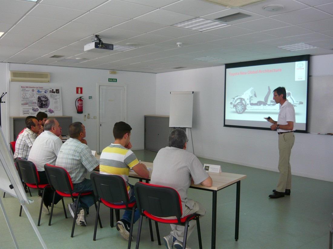 Toyota España, Inserción Laboral jóvenes