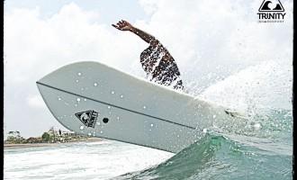 'Crowdfunding' de Trinity Technologies para reforzar su marca en el surf