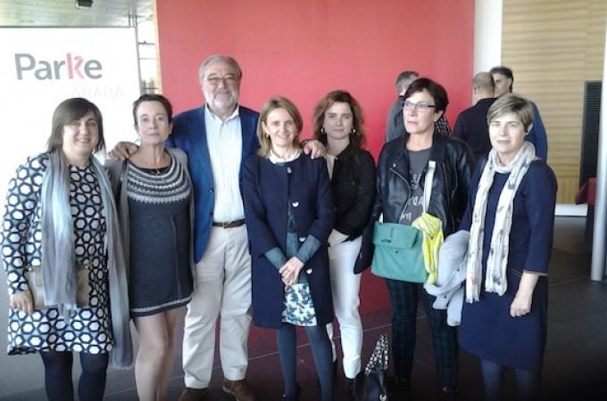 Primera reunión, en Pamplona, del proyecto transfronterizo ETESS