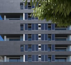 Edificio Abaigar Paneles Pamplona