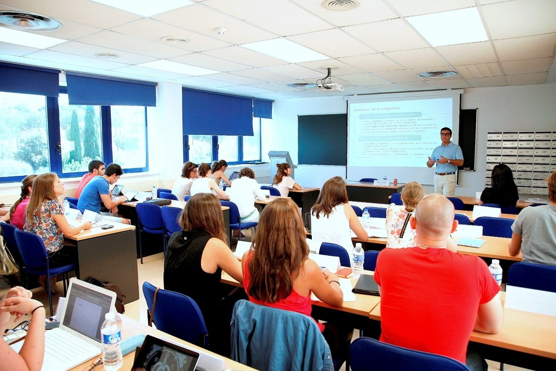 Alumnos del Master in Marketing Management (MIM) ESIC