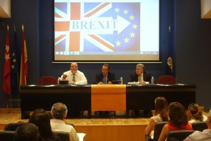 Mario Weitz. Jornada Brexit ESIC