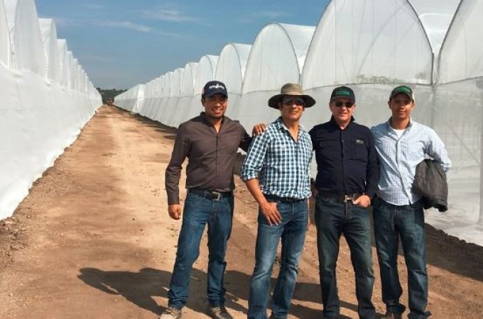 Nuevo centro de producción de Planasa en México