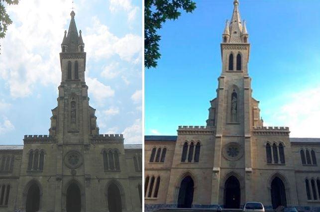 Convento Salesas Vitoria