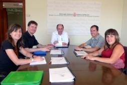 Reunión Ayerdi CEDERNA