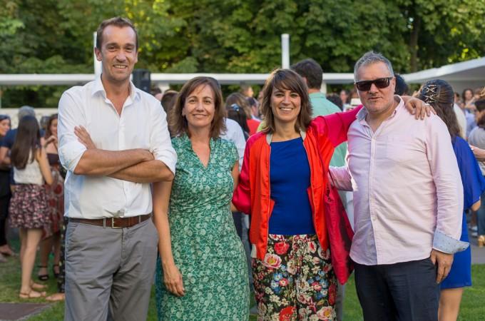 Artistas y empresarios unidos por el flamenco