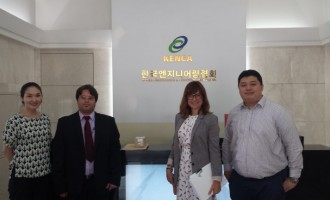 ANEC analiza oportunidades de negocio en Corea para Navarra