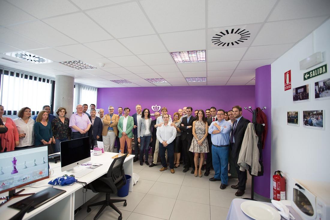 Inauguración Oficinas NaCap
