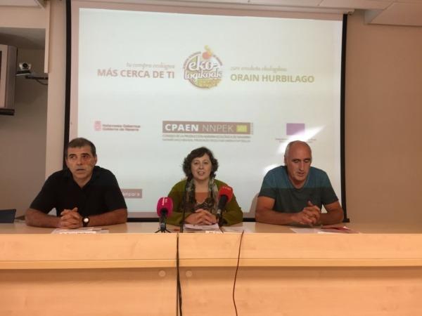 Campaña CPAEN productos ecológicos