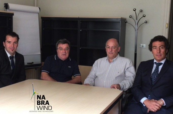 SODENA entra con 700.000 euros en NaBrawind Technologies