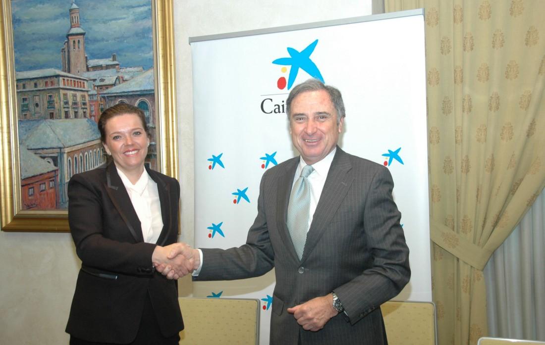 Caixabank CEN Ana Díez Fontana José Antonio Sarría