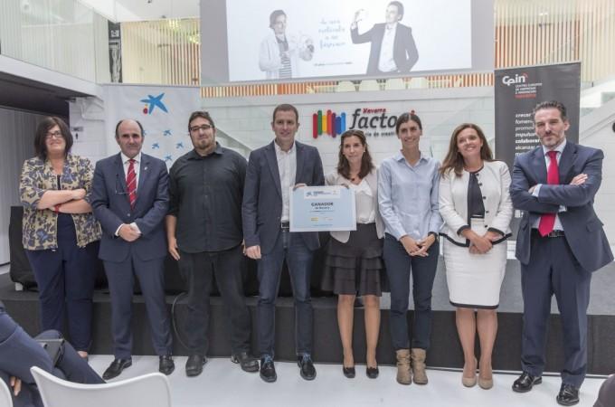 Industrial Augmented Reality, premio Emprendedor XXI en Navarra