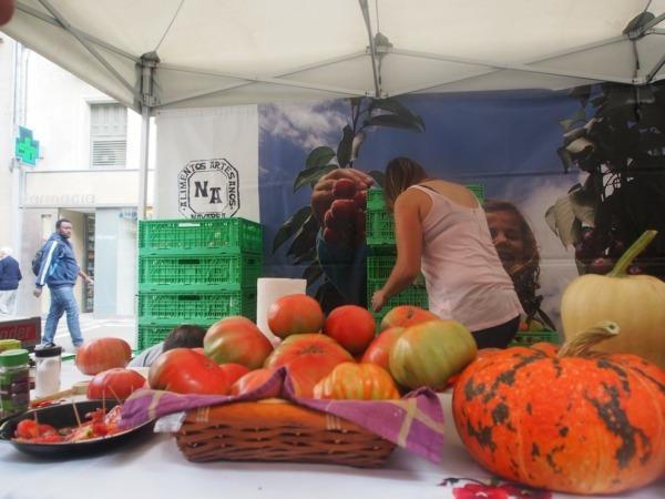 Feria del Tomate Antiguo